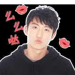 黄景瑜表情包 messages sticker-7