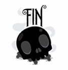 Skullington Mini Stickers messages sticker-7