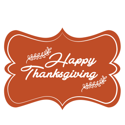 Thanksgiving Wishes messages sticker-1