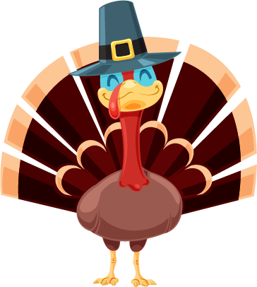 Thanksgiving Day - Stickers messages sticker-1