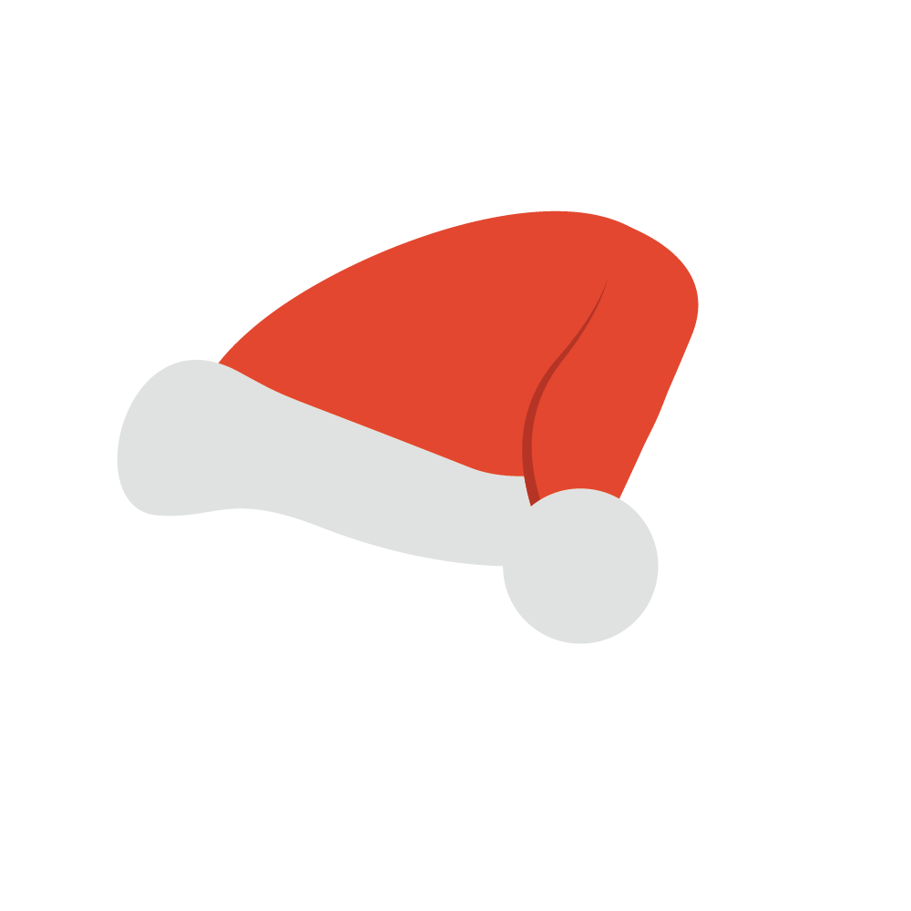 Santa Hats for iMessage messages sticker-2