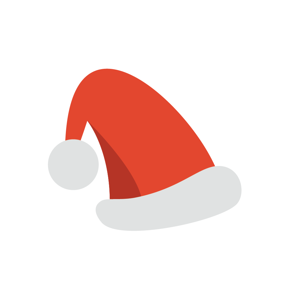 Santa Hats for iMessage messages sticker-4