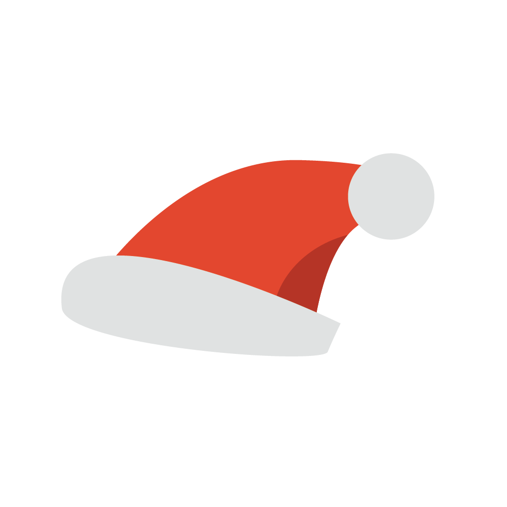 Santa Hats for iMessage messages sticker-6
