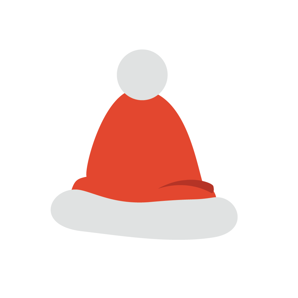 Santa Hats for iMessage messages sticker-11