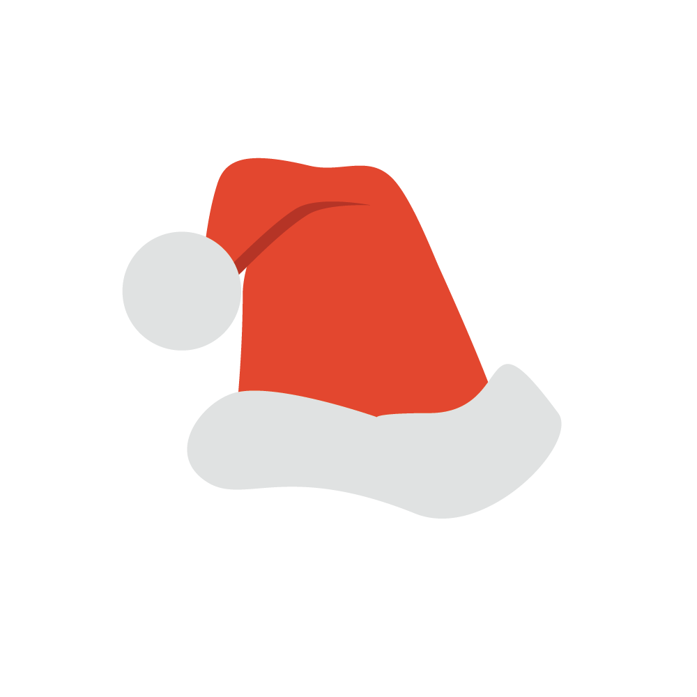 Santa Hats for iMessage messages sticker-10
