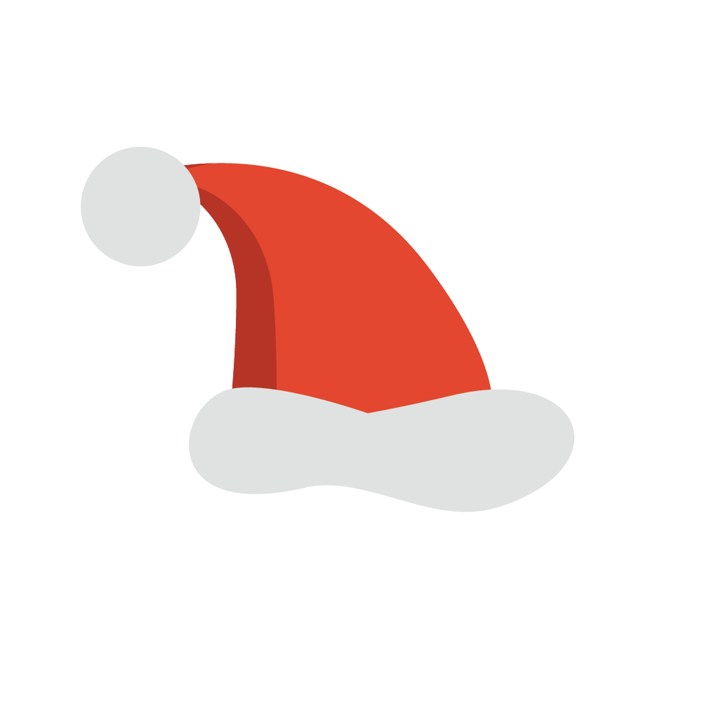 Santa Hats for iMessage messages sticker-0