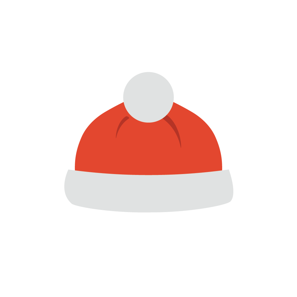 Santa Hats for iMessage messages sticker-9
