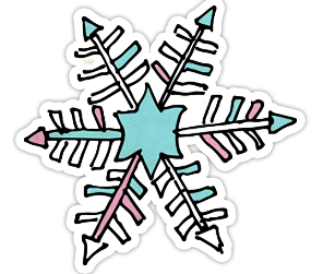 Riders on the Snow messages sticker-3