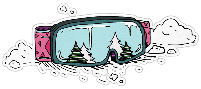 Riders on the Snow messages sticker-11