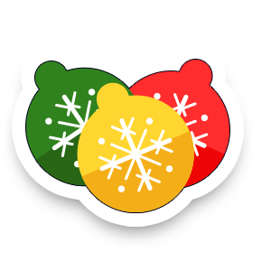 Christmas Time Stickers messages sticker-8