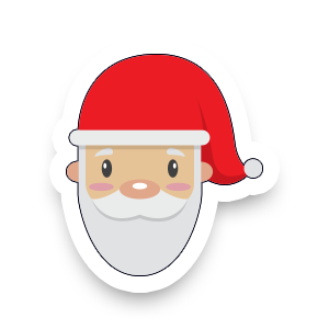 Christmas Time Stickers messages sticker-0
