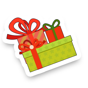 Christmas Time Stickers messages sticker-9