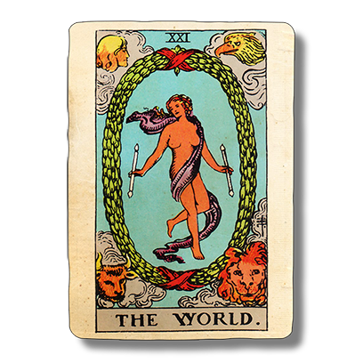 Tarot Card Stickers messages sticker-10