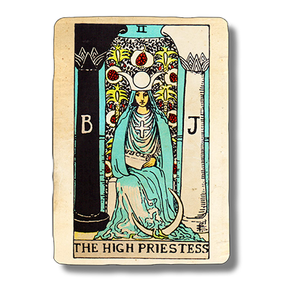 Tarot Card Stickers messages sticker-4