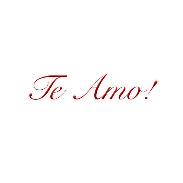 Te Amo Stickers messages sticker-0
