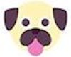 PugMojis messages sticker-3