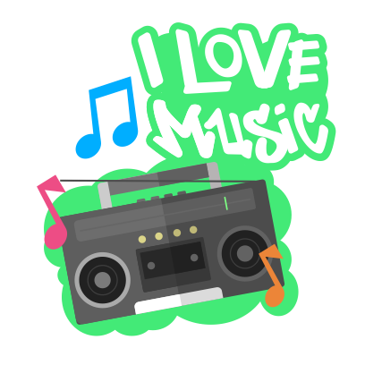 Street Music Academy - the rhythm in everything! messages sticker-0
