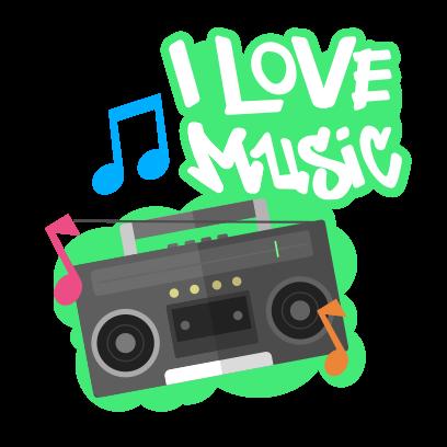 Street Music Academy messages sticker-0