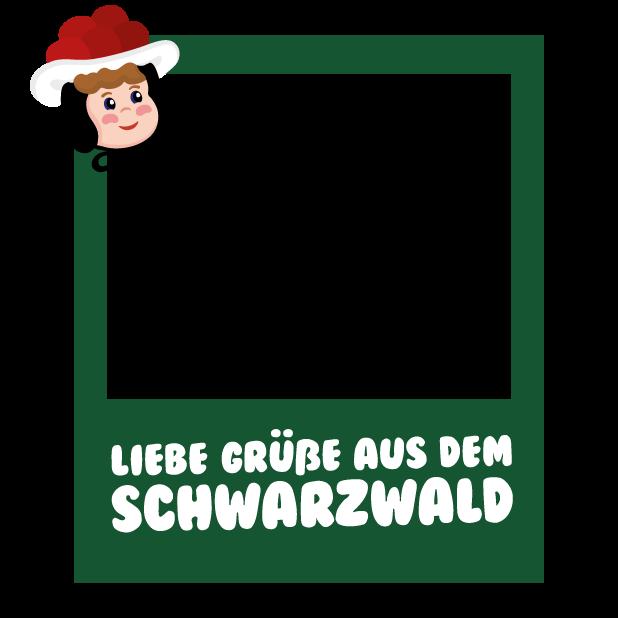 Schwarzwaldmarie Sticker messages sticker-5