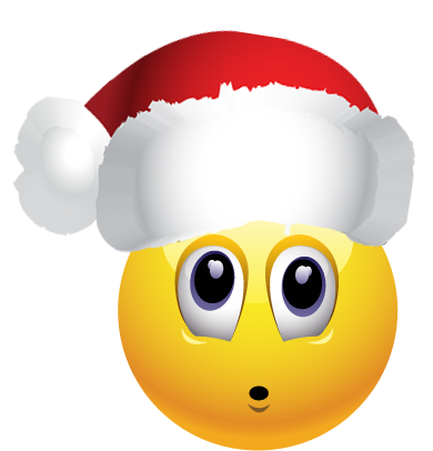 Santa Emoji Free - Christmas pack 1 messages sticker-3