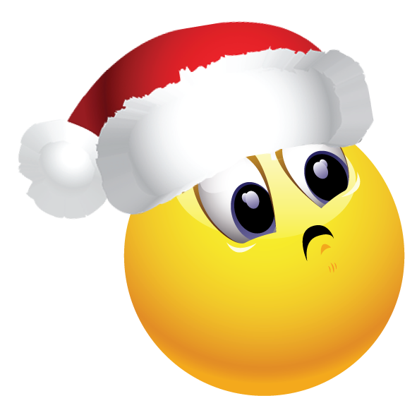 Santa Emoji Free - Christmas pack 1 messages sticker-2