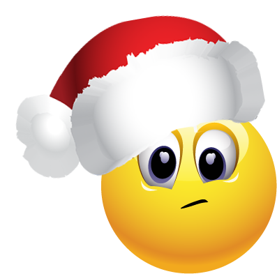 Santa Emoji Free - Christmas pack 1 messages sticker-4