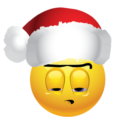 Santa Emoji Free - Christmas pack 1 messages sticker-1