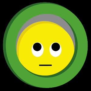 Portal Face messages sticker-9