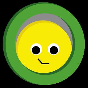 Portal Face messages sticker-3