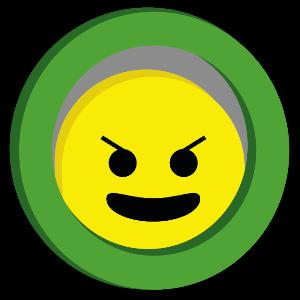 Portal Face messages sticker-7