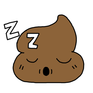 Mr. Poop messages sticker-8