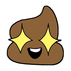 Mr. Poop messages sticker-11