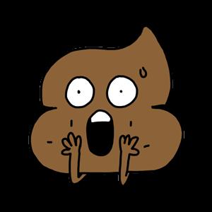 Mr. Poop messages sticker-5