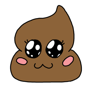 Mr. Poop messages sticker-4