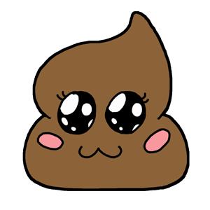 Mr. Poop messages sticker-4