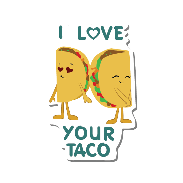 Taco Tuesday messages sticker-1