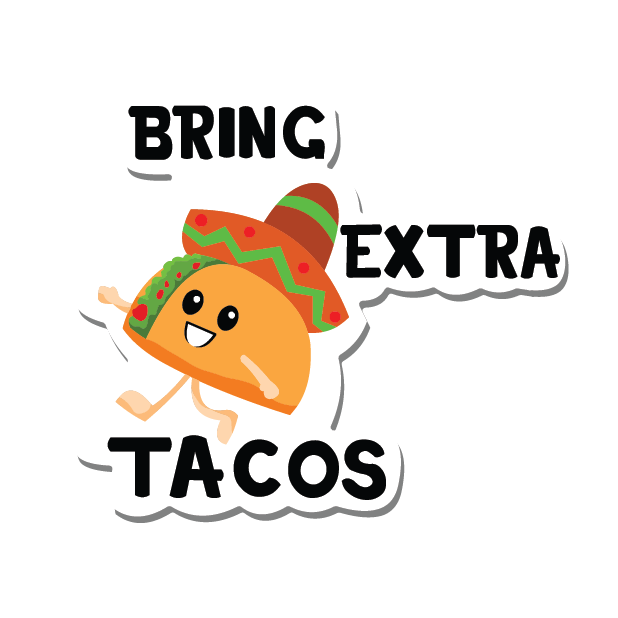 Taco Tuesday messages sticker-2
