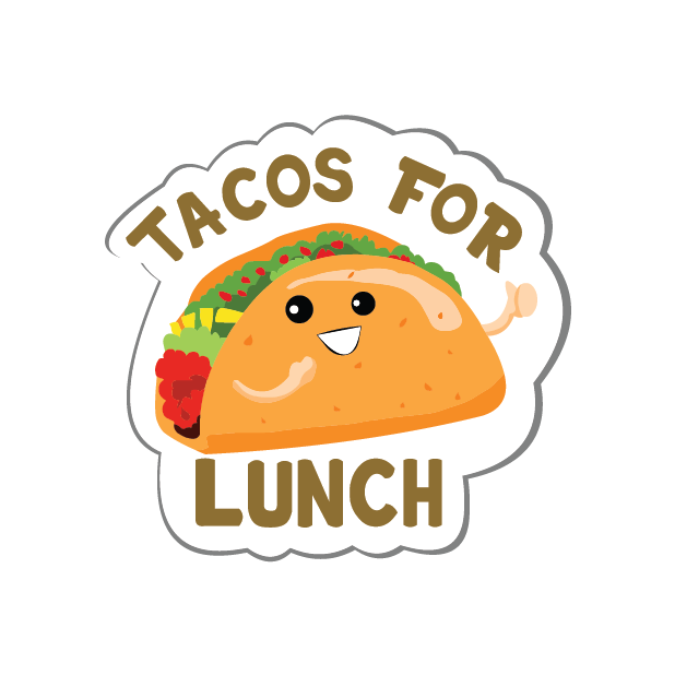 Taco Tuesday messages sticker-9