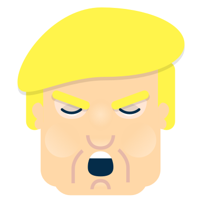 Make Messaging Great Again messages sticker-7