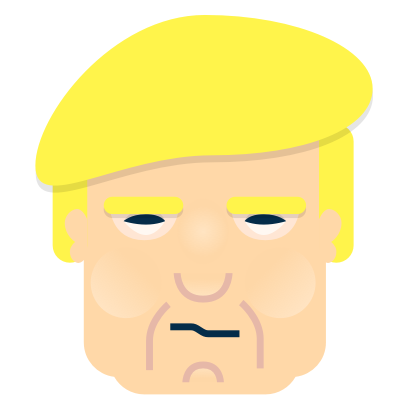 Make Messaging Great Again messages sticker-2