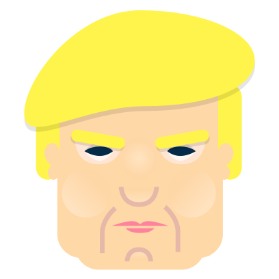 Make Messaging Great Again messages sticker-0