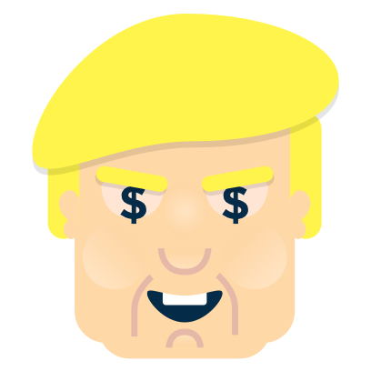 Make Messaging Great Again messages sticker-9