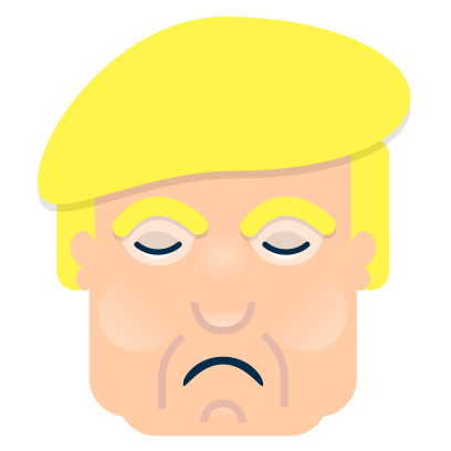 Make Messaging Great Again messages sticker-1