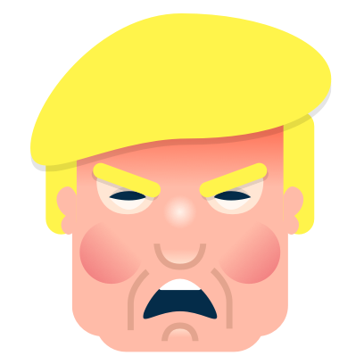 Make Messaging Great Again messages sticker-8