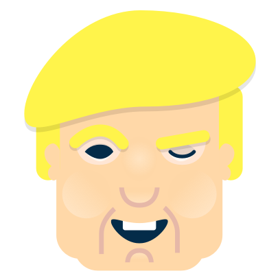 Make Messaging Great Again messages sticker-10
