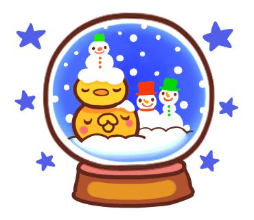 Yelly Xmas The Chicken Stickers messages sticker-4