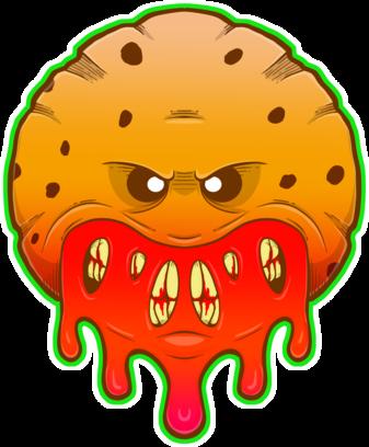 Sweet Danger - Redbubble sticker pack messages sticker-9