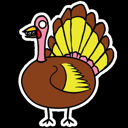 Turkey Sticker Pack messages sticker-5