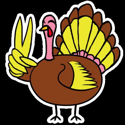 Turkey Sticker Pack messages sticker-4