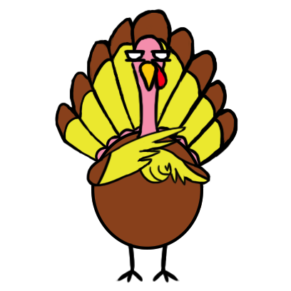 Turkey Sticker Pack messages sticker-6